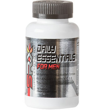 Supplement Rx Daily Essentials for Men, 60 Tablets
