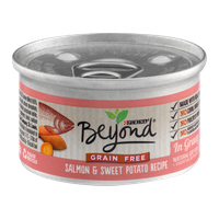 Purina Beyond Cat Food Salmon & Sweet Potato