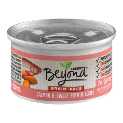 Purina Beyond Cat Food Salmon & Sweet Potato