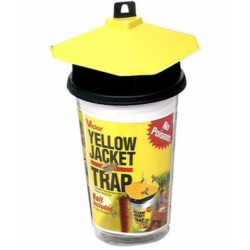 Victor Poison-Free M365 Disposable Yellow Jacket Trap with Bait