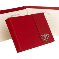Hortense B. Hewitt With All My Heart Guestbook - Red