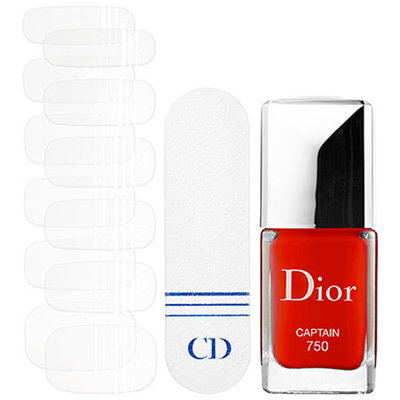 Dior Nail Polish and Couture Stickers Duo