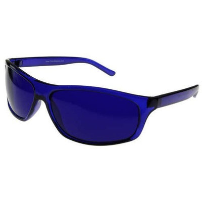 Biowaves Indigo Color Therapy Glasses, Pro Style Available in Other Colors