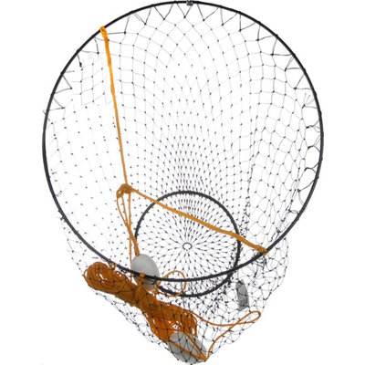 The Danielson Company Danielson Jumbo Lobster and Crab Net With Harness