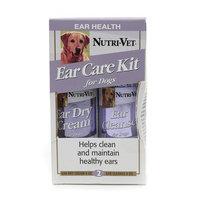 Nutri-Vet Ear Care Kit for Dogs