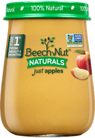 Beech-Nut® Stage 1 Naturals Just Apples