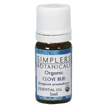 Organic Clove, 5 ml by Simplers Botanicals