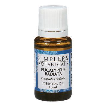 Simplers Botanicals - Organic Essential Oil Eucalyptus Radiata - 15 ml.