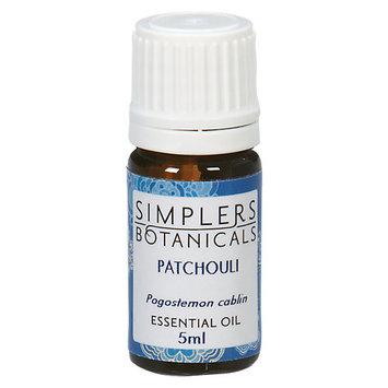 Simplers Botanicals - Essential Oil Patchouli - 5 ml.