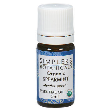 Simplers Botanicals - Organic Essential Oil Spearment - 5 ml.