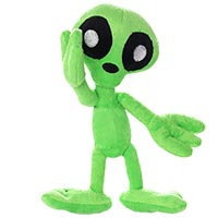 Vip Products MTJR-L-Alien Mighty Toy Liar Series - Jr. Albert