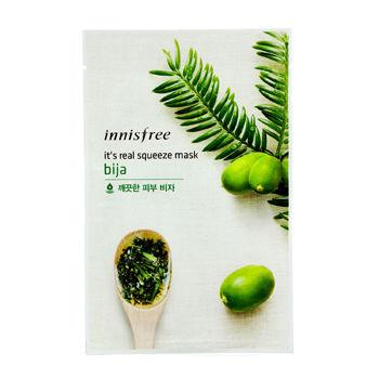 Innisfree - It's Real Squeeze Mask (Bija) 10 pcs