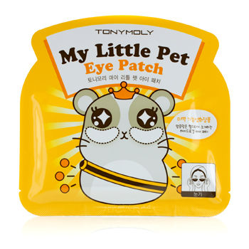 Tony Moly - My Little Pet Eye Patch 10 pcs