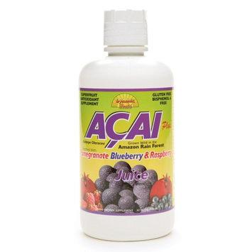 Dynamic Health Acai Plus Juice Blend