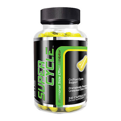 Advanced Muscle Science 4020043 Super Cycle 240 Capsules