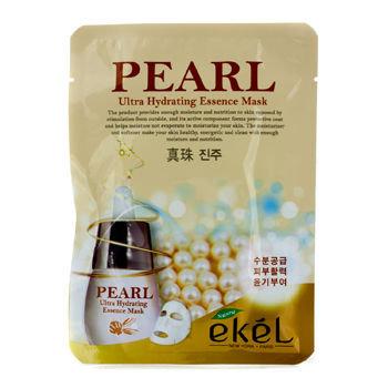 eKeL - Pearl Ultra Hydrating Essence Mask 10 sheets