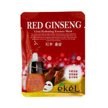 Ekel Ultra Hydrating Essence Mask - Red Ginseng 10pcs