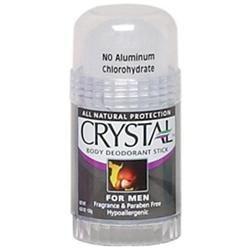 Crystal Deodorant Stick Mens 4.25 oz.