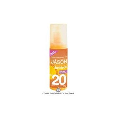 Jason Natural Products - Sunbrellas Facial Sunblock Block 20 SPF - 4.5 oz.