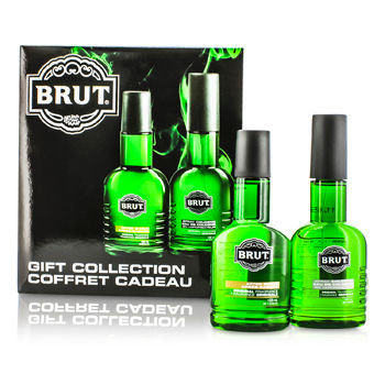 Faberge Co. Faberge Company Brut Men's 2-piece Gift Set