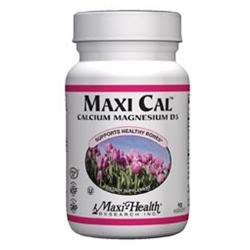 Maxihealth Research Kosher Vitamins Maxi Cal, 180 Capsules, Maxi-Health Research (MaxiHealth)