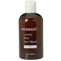 Hamadi Organics Lemon Mint Hair Wash 8 fl oz (240 ml)