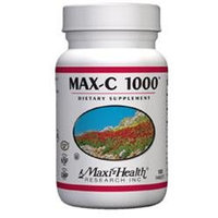 Maxi Health Kosher Vitamins 0421974 C-1000 with Bioflavonoids - 1000 mg - 100 Tablets