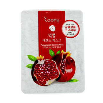 Coony - Pomegranate Essence Mask 10 sheets