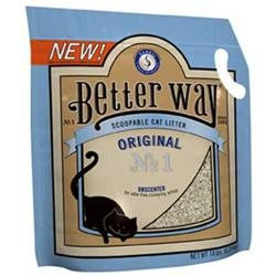 Harvest Ventures CHV50010 Better Way Original Cat Litter