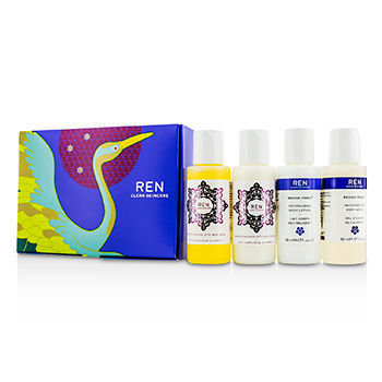 REN Mini Gift Set 2014