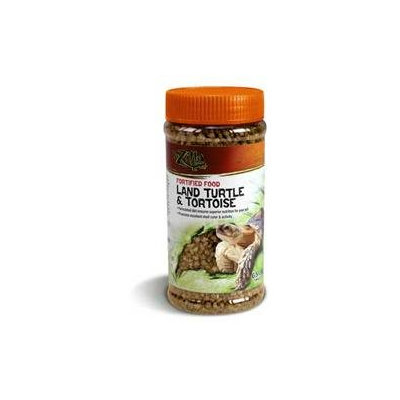 Zilla Land Turtle & Tortoise Food - 6.5 oz