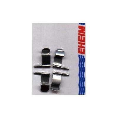 Eheim AEH7470650 Spring Type Canister Clips 4 Pack