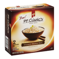 P.F. Chang's Home Menu Steamed Brown Rice Bags - 2 CT