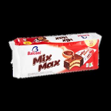 Balconi Mix Max Sponge Cakes - 10 CT