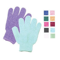 Bath Accessories Company Spa Sister Bathing Gloves White