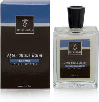 True Gentlemen After Shave Balm, Lavender 3.4 oz