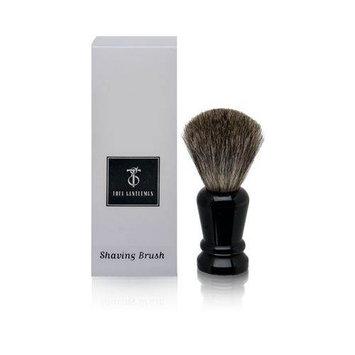 True Gentlemen Pure Badger Shaving Brush Black