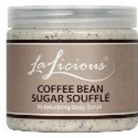 LaLicious Sugar Scrub 16 oz, Coffee Bean