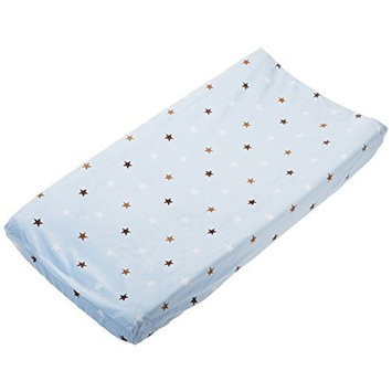 Carter's Velour Changing Pad Cover, Monkey Rockstar