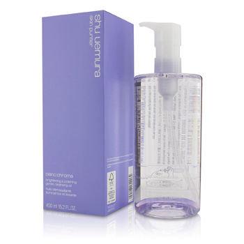 Shu Uemura Blanc: Chroma Brightening & Polishing Gentle Cleansing Oil 450ml/15.2oz