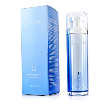 Missha - Super Aqua Ultra Water-Full Gel Serum 40ml