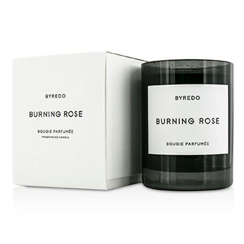 Byredo Fragranced Candle - Burning Rose (Collector's Edition) 240g/8.4oz