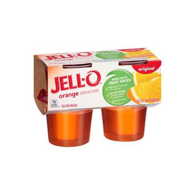 JELL-O Calorie Sugarfree Raspberry & Orange Gelatin Snacks