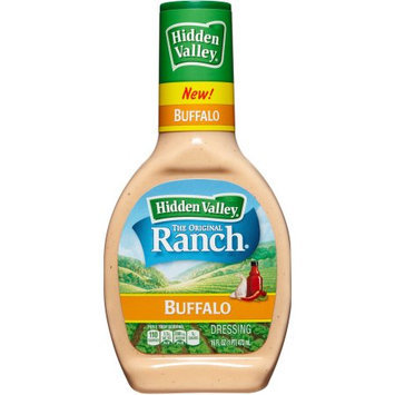 Hidden Valley Buffalo Original Ranch Dressing, 16 fl oz