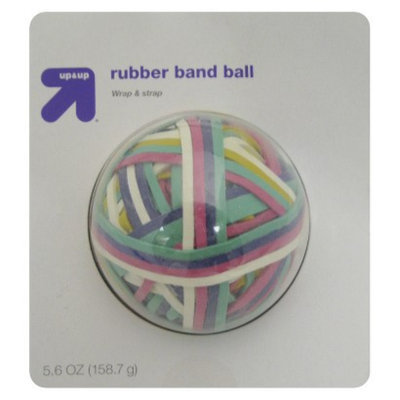 up & up up&up Rubber Band Ball 275-ct.