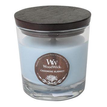 WoodWick Cashmere Blanket 10.5-oz. Jar Candle (Blue)