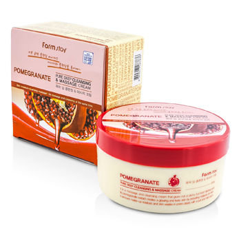 Farm Stay - Pomegranate Pure Deep Cleansign and Massage Cream 300g