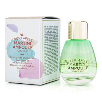 Shara Shara - Fresh Apple Martini Ampoule (Pore Care) 35ml