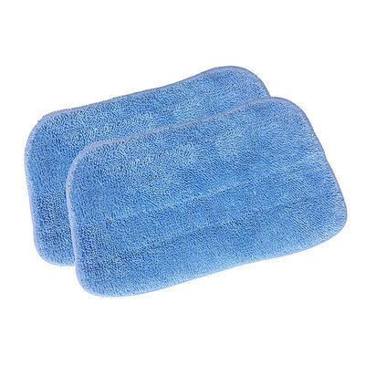 Steamfast 2-pk. Replacement Microfiber Steam Mop Pads (Blue)
