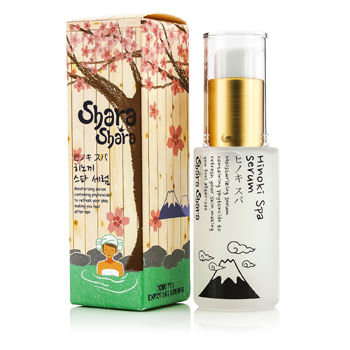 Shara Shara - Hinoki Spa Serum 30ml